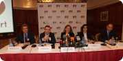 BRAVE HEART FUND HOSTS PRESS CONFERENCE