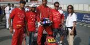 Dubai Carting Event